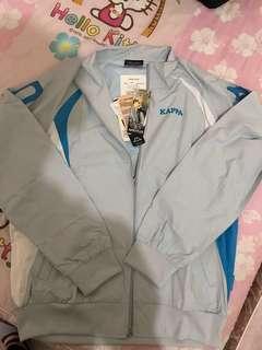 kappa 抗紫外線纖維風衣薄外套