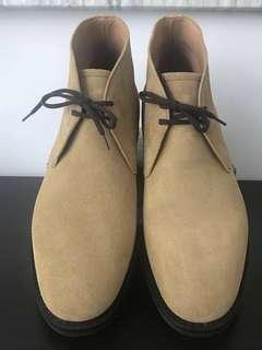 🚚 Church's Ryder Tan Suede Desert Boots - UK 9 / US 10 / EU 43