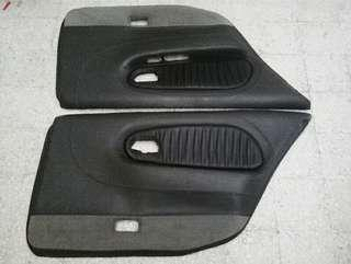 PERDANA V6 Executive Rear Set  Full Leather Door Trim Original