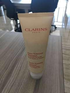 SALE! Clarins Gentle Foaming Cleanser with Shea Butter 125ml