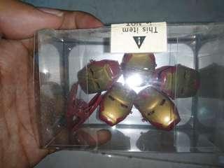 Iron Man 3 paper clip GSC merchandise