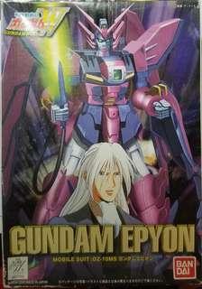 1/144 Gundam Epyon 艾比安高達 (Gundam Wing)