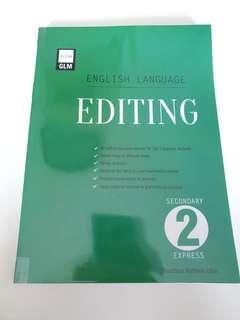 BN Secondary 2 Express English Language Editing