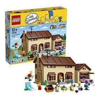 MISB Lego 71006 The Simpsons House