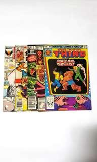 🚚 5x MARVEL TEAM UP, MARVEL TWO IN ONE, MARVEL FANFARE