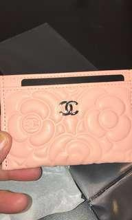 (Reserved in a flash ⚡️) Chanel Camilla flat cardholder 19P (new arrival)