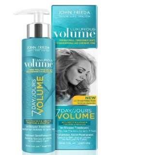 John Frieda Luxurious Volume 7 Day Volume Treatment 100ml