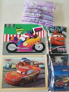 Kids Puzzles Set 2