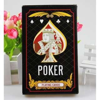 Kartu Remi Poker Playing Cards White