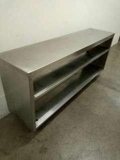FREE DELIVERY  Stainless steel table cabinet