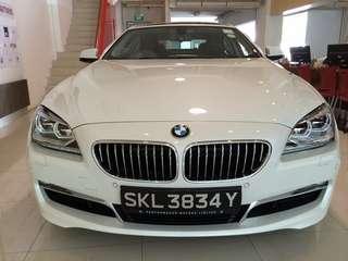 BMW 640i Gran Coupe Auto