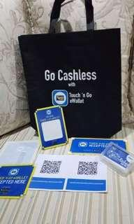 FREE TOUCH N GO FOR BUSINESS /  MERCHANT / PASAR MALAM / FOODTRUCK / BUNDLE