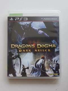 Ps3 Dragon's Dogma Dark Ariser Game