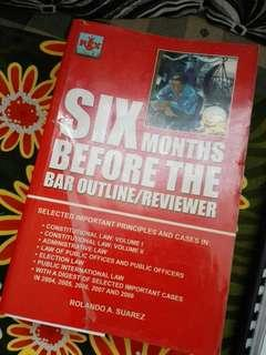 Bar Review Book: Consti Law
