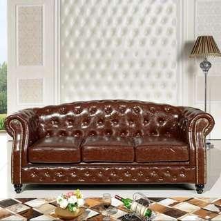 🚚 Chesterfield  Sofa