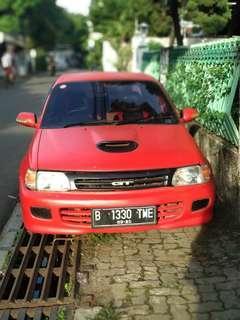 Starlet 1300 SEG 1994 TURBO LOOK model GT