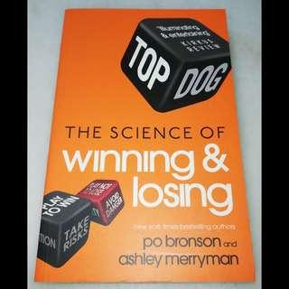 The science of winning and losing by Po Bronson and Ashley Merryman