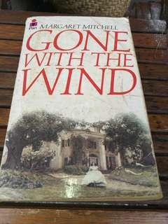 English Classics Novel Gone with the Wind