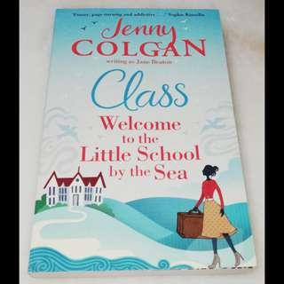 Class, welcome to the little school by the sea by Jenny Colgan