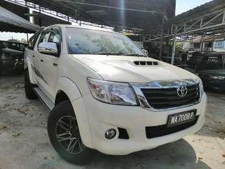 Toyota Hilux 2.5 (a) *0162191010