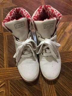 Keds High Cut Shoes + FREE Keds low cut sneakers