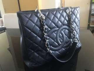 Chanel GST in SHW (Very Good Condition)