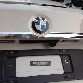 2013-19款BMW宝马1/3/5系SERIES装倒车影像reverse camera x1/116i/118/218/316/32