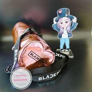 BLACKPINK OFFICIAL JAPAN TOUR MERCHANDIZE - LIGHTSTICK POUCH