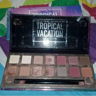 Preloved Focallure Tropical Vacation