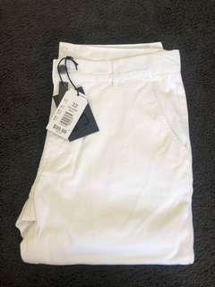 Stretch Chino White