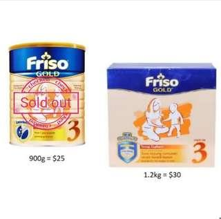 (Exp:05/2020) Friso Stage 3 - Msia source