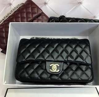 Chanel Classic Lambskin 25cm