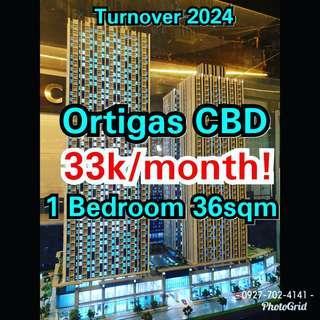 1 Bedroom Ortigas