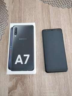 🚚 Samsung A7 (2018) BNIB