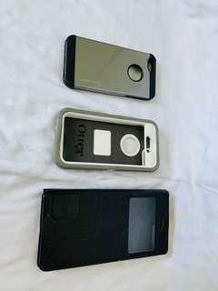Used Iphone 6 & 8plus casings including ORIGINAL otterbox