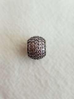 Pandora bead pink