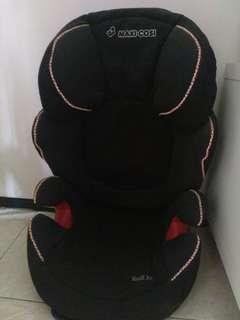 Preloved carseat boster MAXI COSI Rodi XR Malang