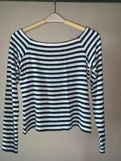 Marks&spencer striped top like new 😍