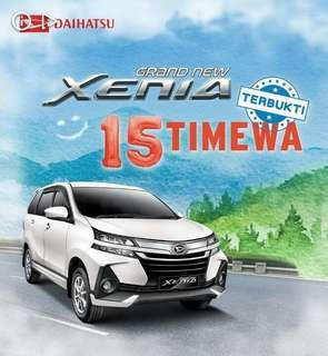 Big promo grand new xenia 2019