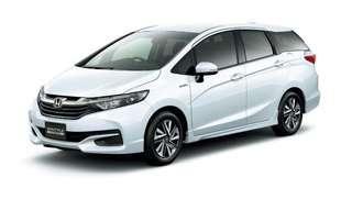 Honda Shuttle Hybrid 1.5 X (A)