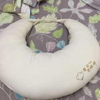 🚚 有機棉哺乳枕