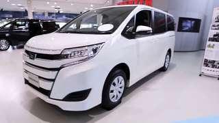 Toyota Noah Hybrid 1.8 X 7-Seater (A)