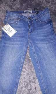 Zara woman jeans / zara denim