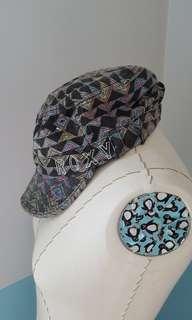 🚚 Roxy cap