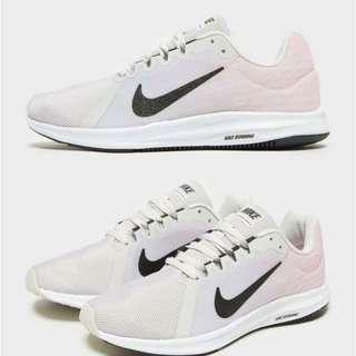 Nike Downshifter 8 Women Shoes sports sportshoes white pink light grey trainers original running walking sneakers