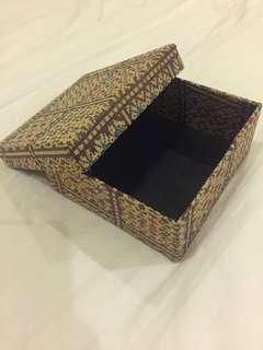 Songket Woven Box