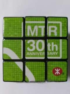 港鐵30周年扭計骰