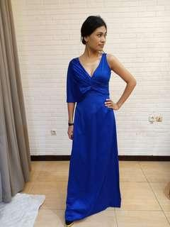 Perfect Electric Blue Gown