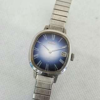 🚚 Seiko Blue Automatic Ladies Watch