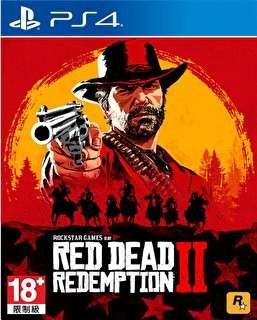 ps4 RDR2 碧血狂殺2 Red dead redemption 2